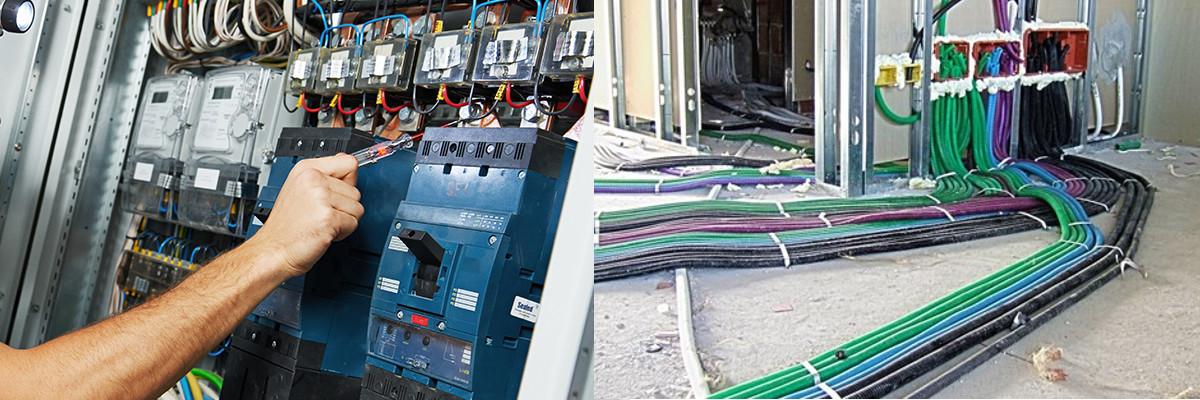 Realizzazione di impianti civili e industriale for Progettazione impianto elettrico casa