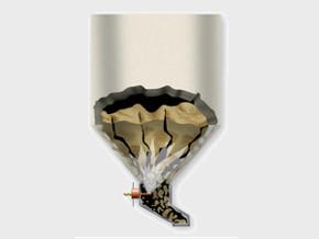 SPECIAL WORKS SRL   Rimozione croste silos con microesplosioni